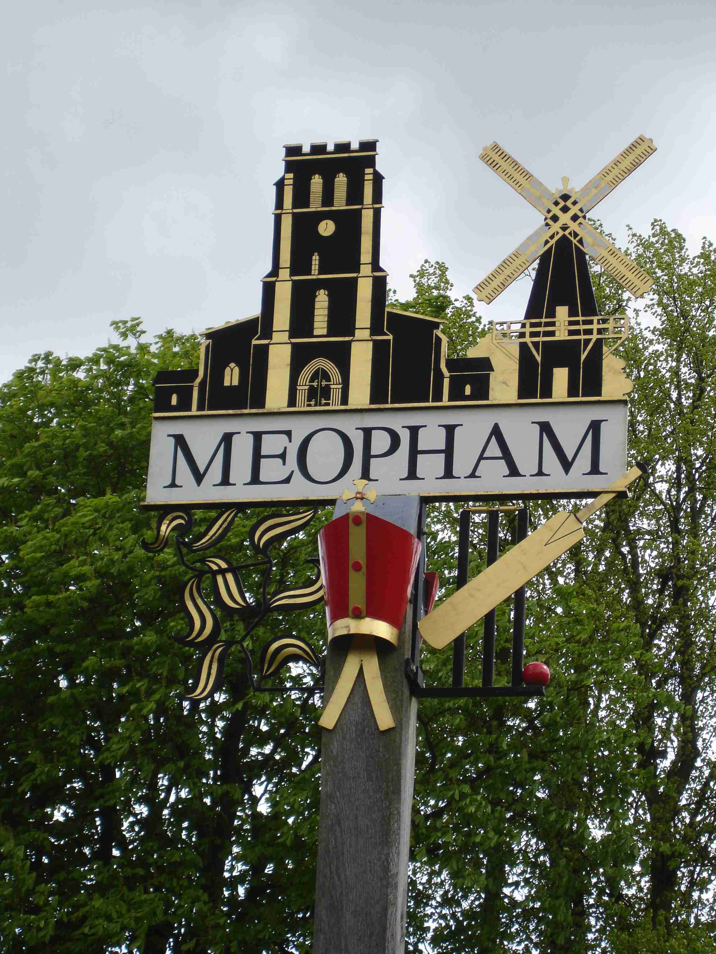 meopham-sign